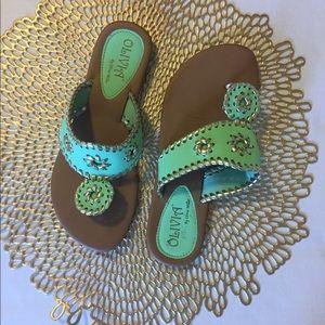 Olivia Miller Fiip-flop style Sandals